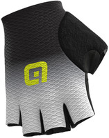 ALE' Mesh Gloves White Black Gloves