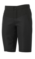 ALE' Gravel Sierra No Pad Waist Black Shorts