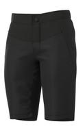 ALE' Gravel Sierra No Pad Waist Black Shorts