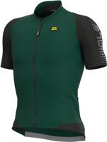 ALE' Gravel MTB Attack Green Jersey