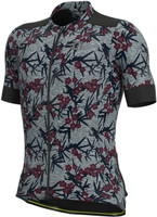 ALE' Gravel Joshua Gray Floral Jersey