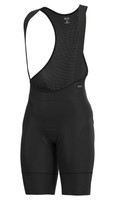 ALE' Velocity R-EV1 HD Race 8H Pad Black Bib Shorts