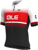 ALE' Blend Solid Red Jersey