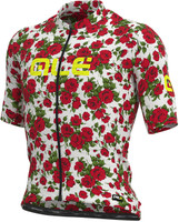 ALE' Roses PRR Red Jersey