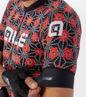 ALE' Garda PR-S Red Jersey Rider