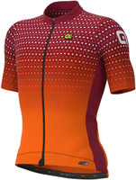 ALE' Bullet PR-S Orange Jersey