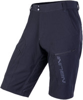 Nalini Gravel AIS Click Waist Black Bib Shorts