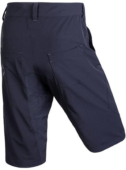 Nalini Gravel AIS Click Waist Black Bib Shorts Rear