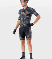 ALE' Rock PRR Orange Jersey Rider
