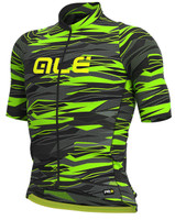 ALE' Rock PRR Green Jersey