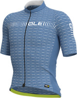 ALE' Green Road PRR Gray Jersey