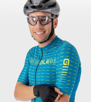 ALE' Green Road PRR Blue Jersey Rider