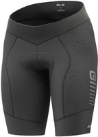 ALE' Future Plus R-EV1 W8H Pad Black Waist Shorts