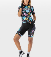 ALE' Fiori PRR Lady Multi Color Jersey Rider