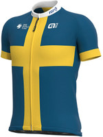 2020 Groupama FDJ Swedish Champion Full Zipper Jersey