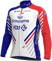 2020 Groupama FDJ Long Sleeve Jersey