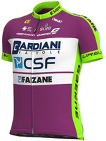 2020 Bardiani CSF Full Zipper Jersey