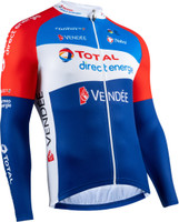 2020 Direct Energie Long Sleeve Jersey