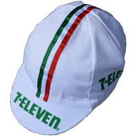 Seven Eleven Retro Cycling Cap