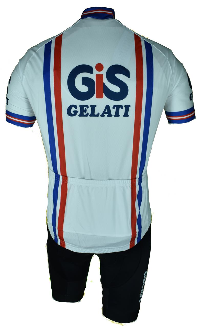 GIS Gelato Retro Jersey Rear