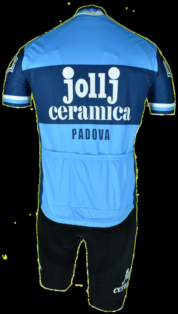Jelmoli Gres Pour Homme Vintage Cycling Jersey