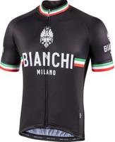 Bianchi Milano Isalle  Black Jersey