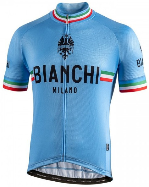 Bianchi Milano Isalle Blue Jersey