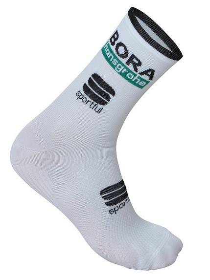 2020 Bora Hansgrohe White Socks
