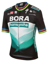 2020 Bora Hansgrohe World Champion Stripes Sagan Jersey