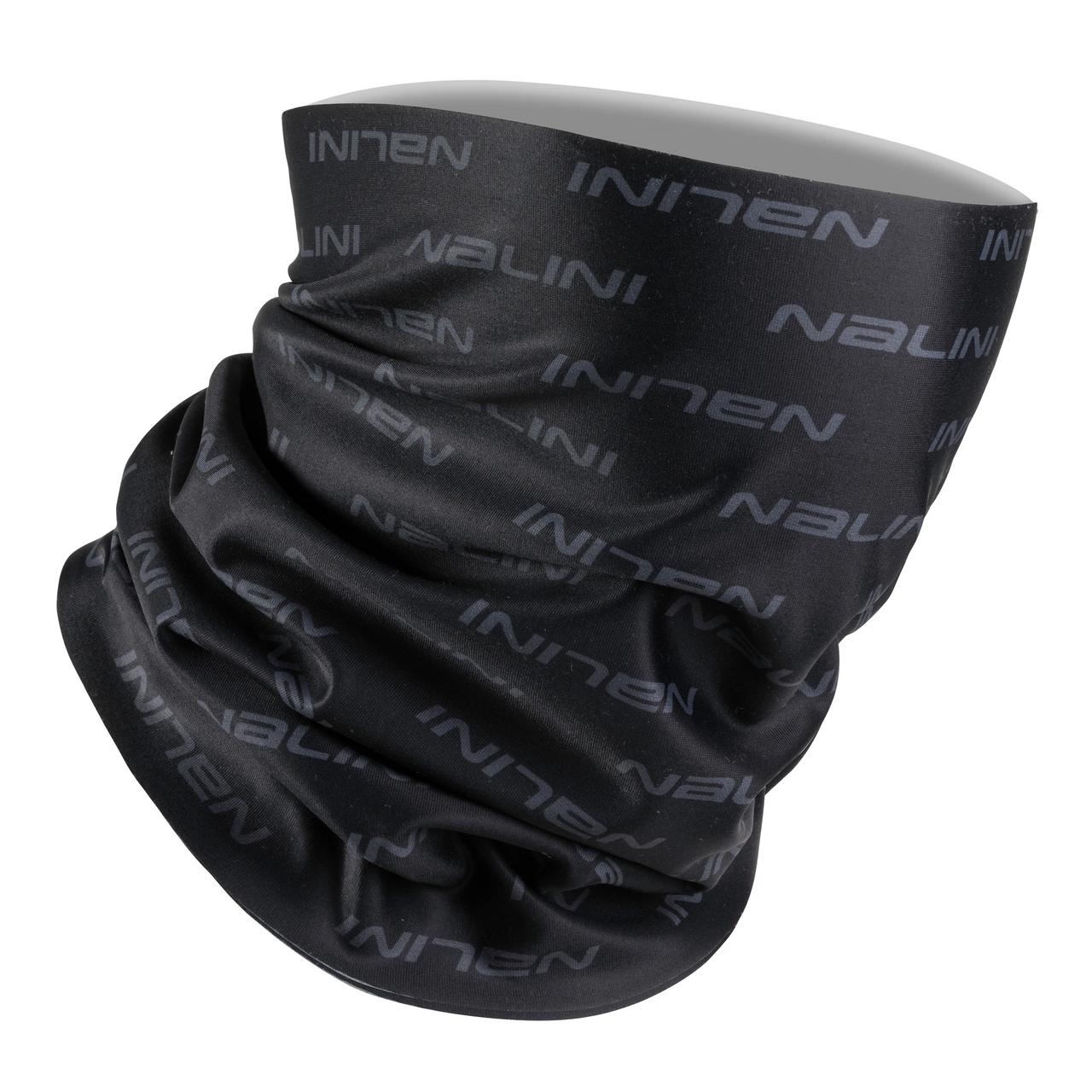 Nalini Collar 2.0 Black Neck Gaitor Tube