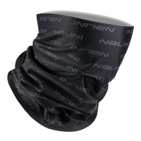 Nalini Collar 2.0 Black Neck Gaitor Tube