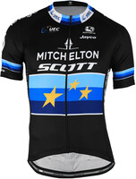 2019 Mitchelton Scott Vero Pro European Champion FZ Jersey