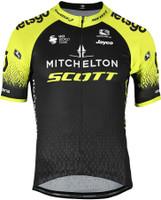 2020 Mitchelton Scott Vero Pro FZ Jersey