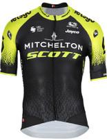 2020 Mitchelton Scott FRC Pro FZ Jersey