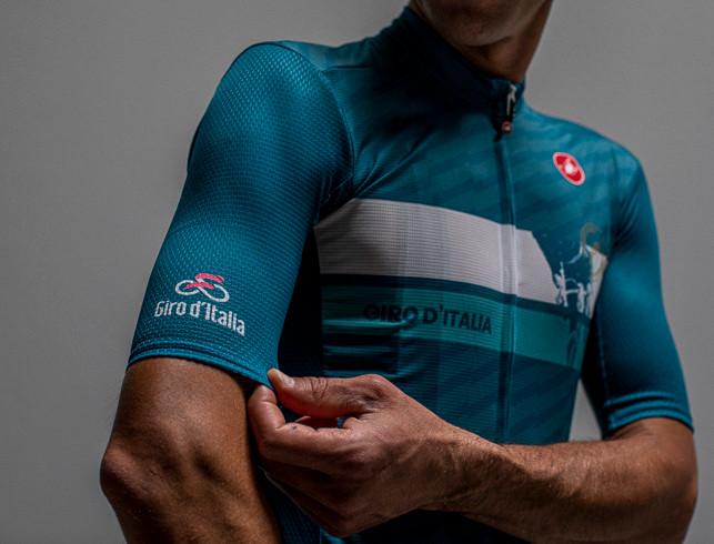 2020 Giro D' Italia Competizione Cima Deep Ocean Jersey  Rider