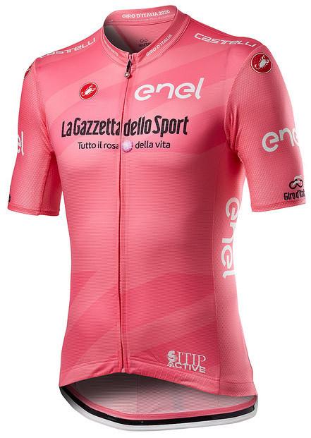 2020 Giro D' Italia Competizione Pink Leaders Jersey