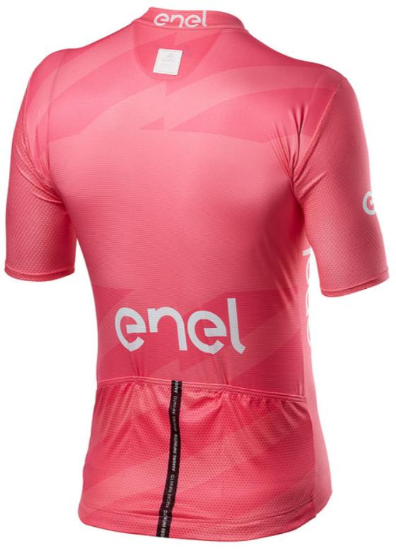 2020 Giro D' Italia Competizione Pink Leaders Jersey  Rear