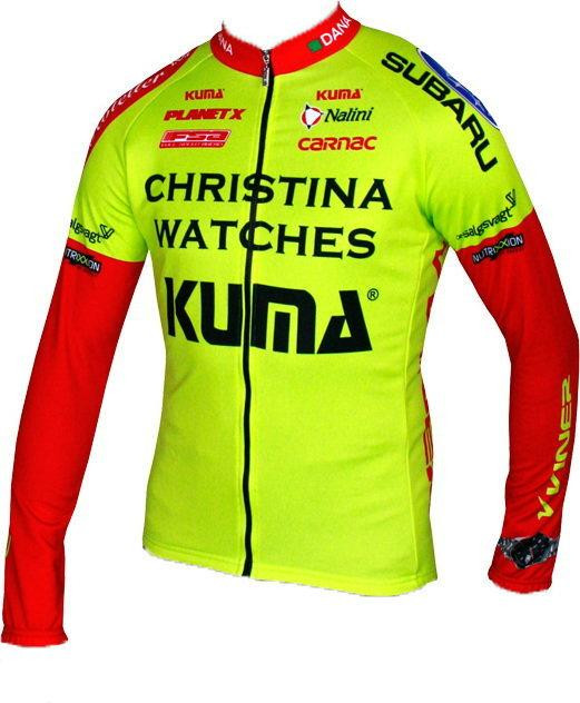 Christina Watches Classic Long Sleeve Jersey