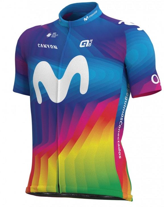 2020 Movistar Multi-Color Limited Edition Jersey