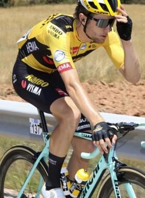 2020 Jumbo Visma Bib Shorts Rider