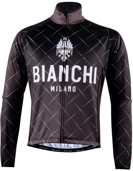 Bianchi Milano Traona Black Jacket