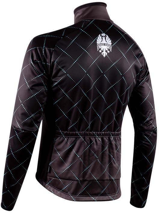 Bianchi Milano Traona Black Jacket Rear
