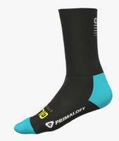 ALE' Thermo Primaloft High Cuff Blue Socks