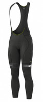 ALE' Green PRR 4H Pad Yellow Bib Tights