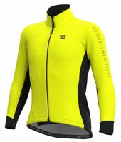 ALE' Solid Fondo Jacket Yellow