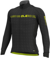 ALE' Green Road PRR Yellow Long Sleeve Jersey