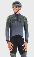 ALE' Bullet DWR PRS Black Long Sleeve Jersey Rider