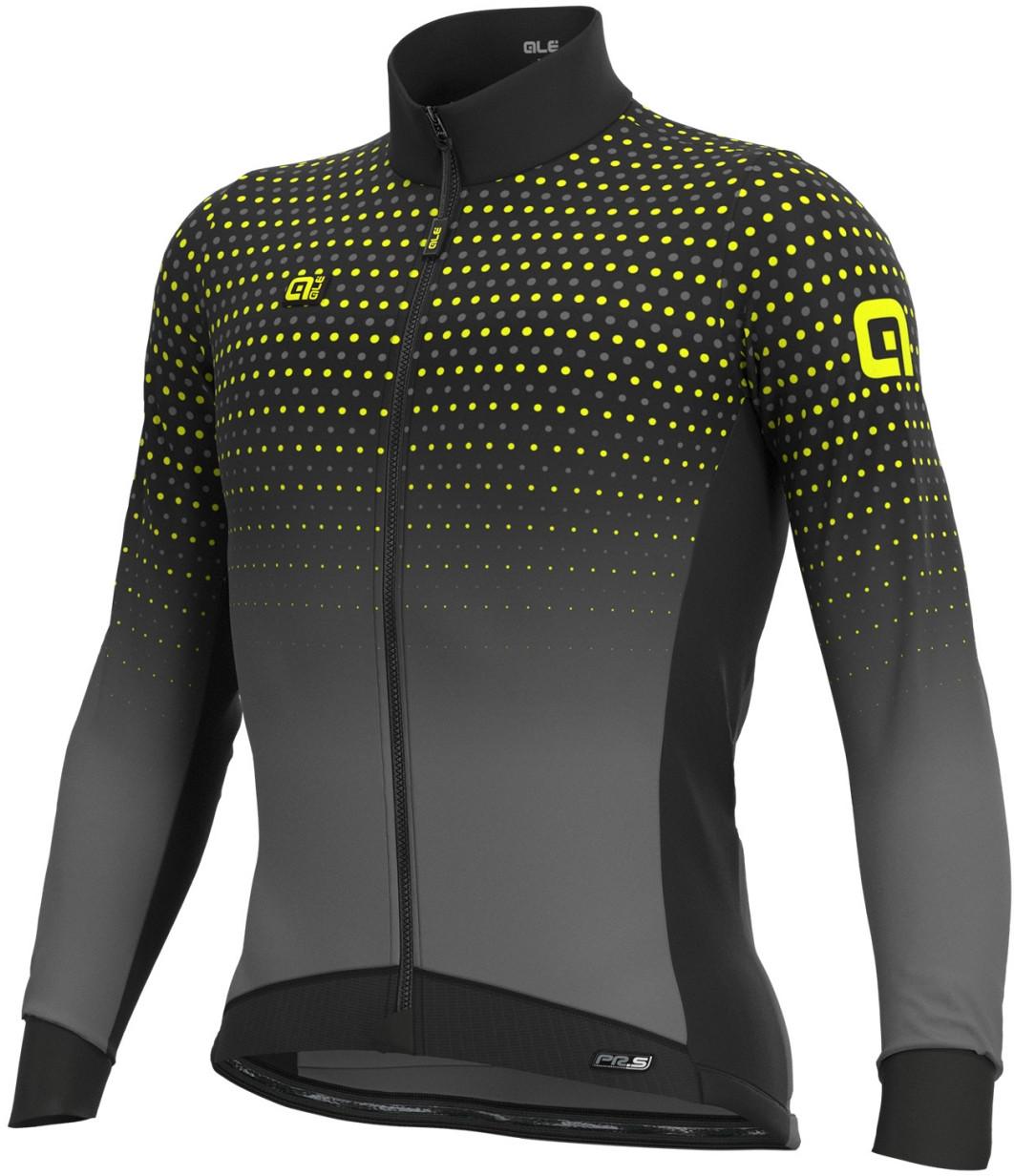 ALE' Bullet DWR PRS Black Long Sleeve Jersey