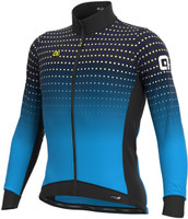 ALE' Bullet DWR PRS Blue Long Sleeve Jersey