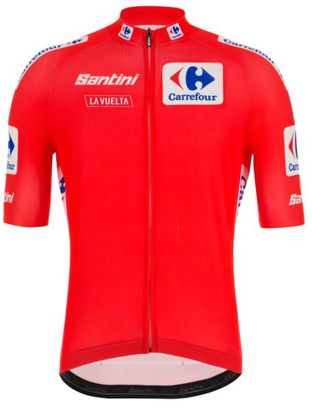 La Vuelta Red Leaders Jersey